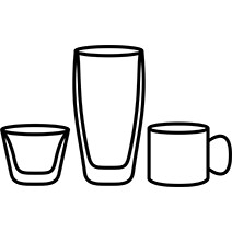 Glaeser---Tassen