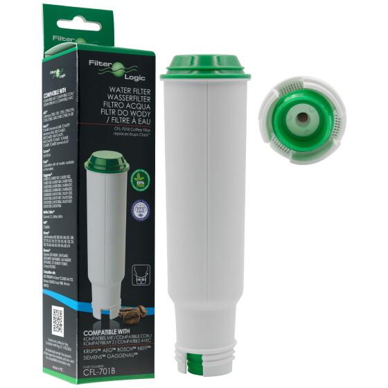 FilterLogic CFL-701B Alternative zu Wasserfilter XH500110 / XH 5001 für Tefal Heißwasserspender
