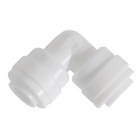 """Winkelkupplung 1/4"""" auf 1/4"""" Kühlschrank Wasserschlauch Verbinder"""