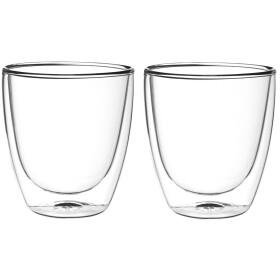 FilterLogic CFL-660B - 2er Set doppelwandige Teegläser