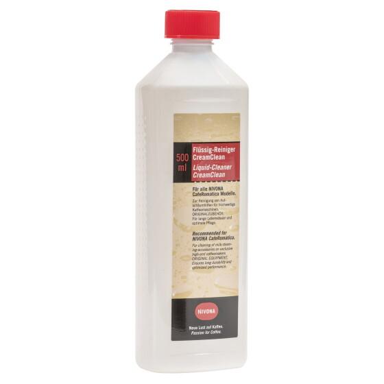 Nivona NICC 705 CreamClean Milchreiniger Flüssig-Reiniger für Milchaufschäumer 500ml