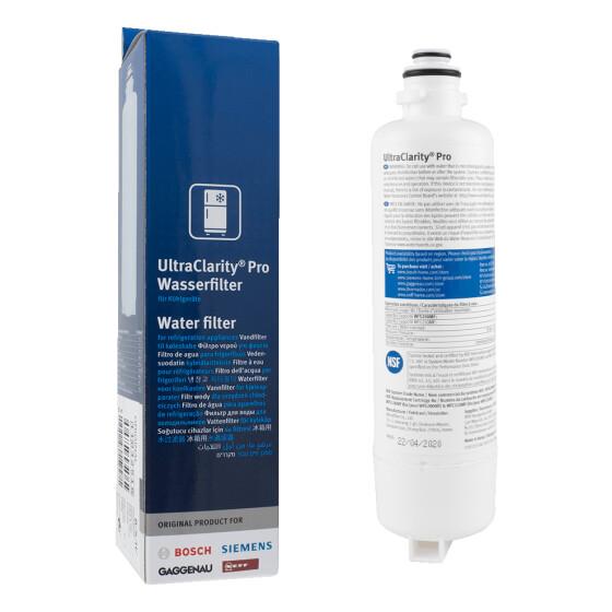 Bosch Siemens Neff Gaggenau BSH UltraClarity PRO Wasserfilter 11032518
