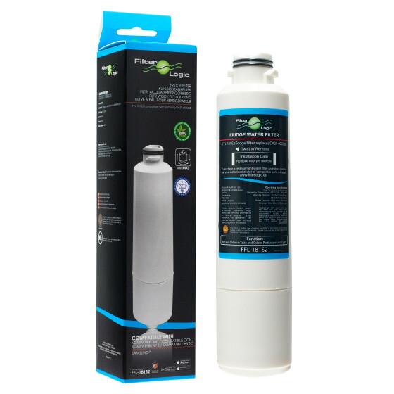 FilterLogic FFL-181S2 ersetzt Samsung DA29-00020B HAF-CIN/EXP Wasserfilter