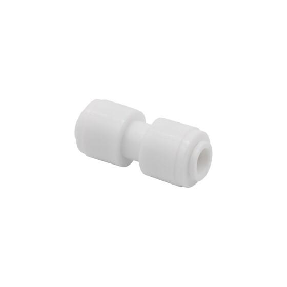 """Kupplung 1/4"""" auf 1/4"""" 6mm Schlauch Kühlschrank Wasserschlauch Verbinder"""