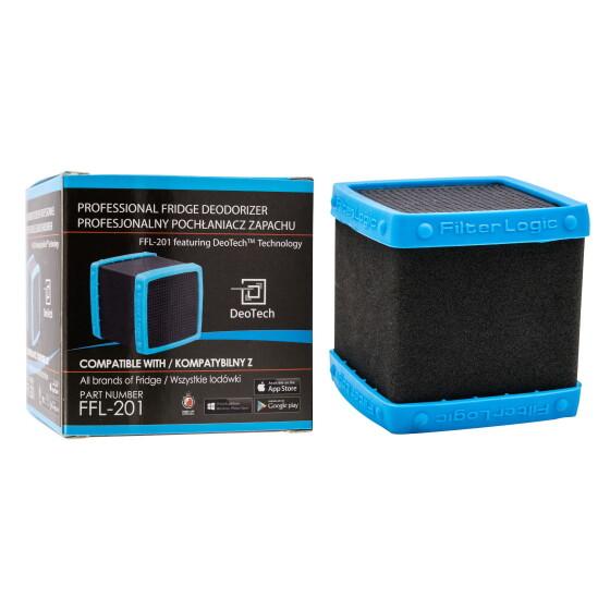 FilterLogic FFL-201 Aktivkohle Kühlschrank Geruchsentferner Geruchsneutralisierer